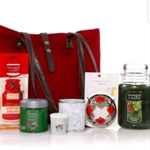 Yankee Candle Fragrance Lovers Collection NWT